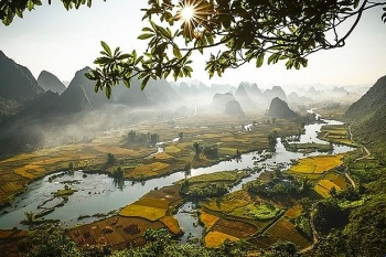 Non Nuoc Cao Bang Geopark through the lens of well-known Slovak photographer