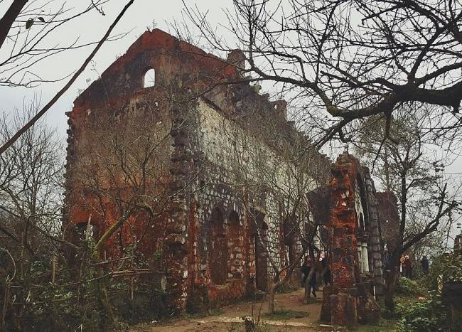 Ta Phin Monastery's paranormal beauty
