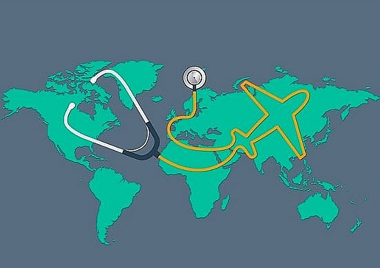 Vietnam first time launches the medical tourism website