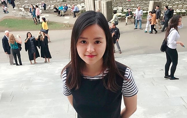 Talented Vietnamese student at Harvard raised the voice for int