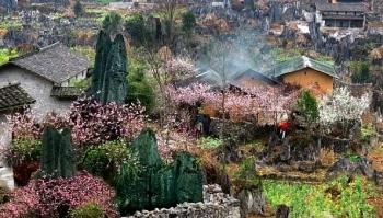 mind blowing scenery of dong van karst plateau geopark