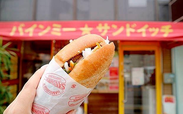 banh mi satisfies japanese gourmet