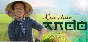 japanese experts falling special love with nghe an