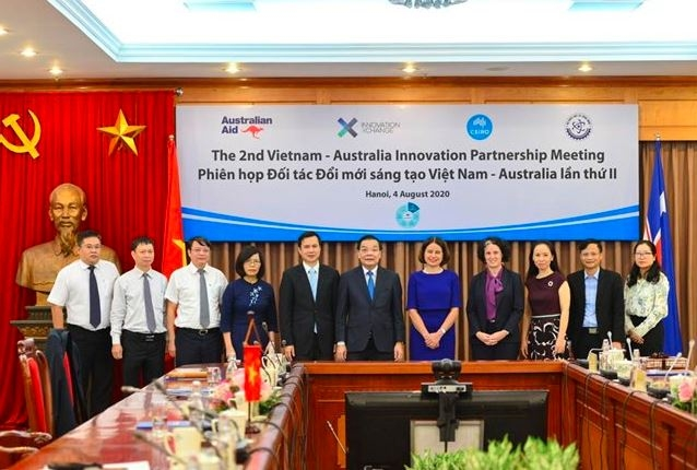 Australia supports Vietnam use AI for economic recovery after the Covid-19 pandemic