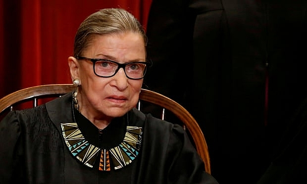Supreme Court Justice Ruth Bader Ginsburg passed away at the age of 87