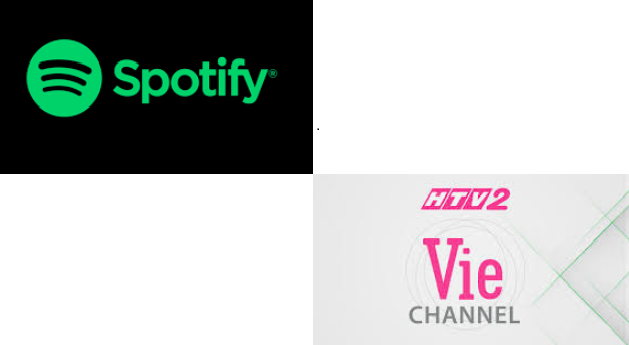 Vietnam's Vie Channel sues Sweden-based Spotify AB for copyright infringement
