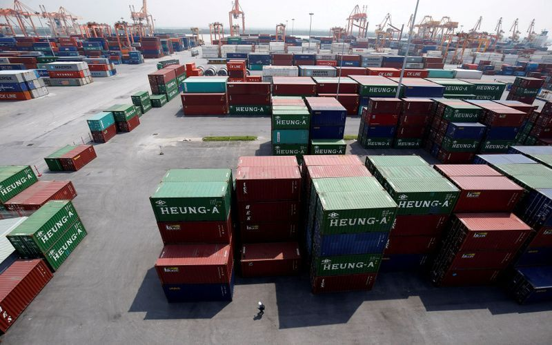 3319 containers port
