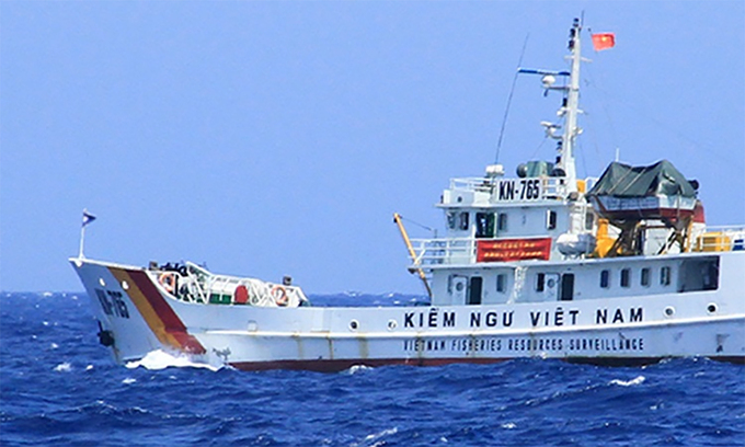 vietnam china talk sea area off mouth of tonkin gulf