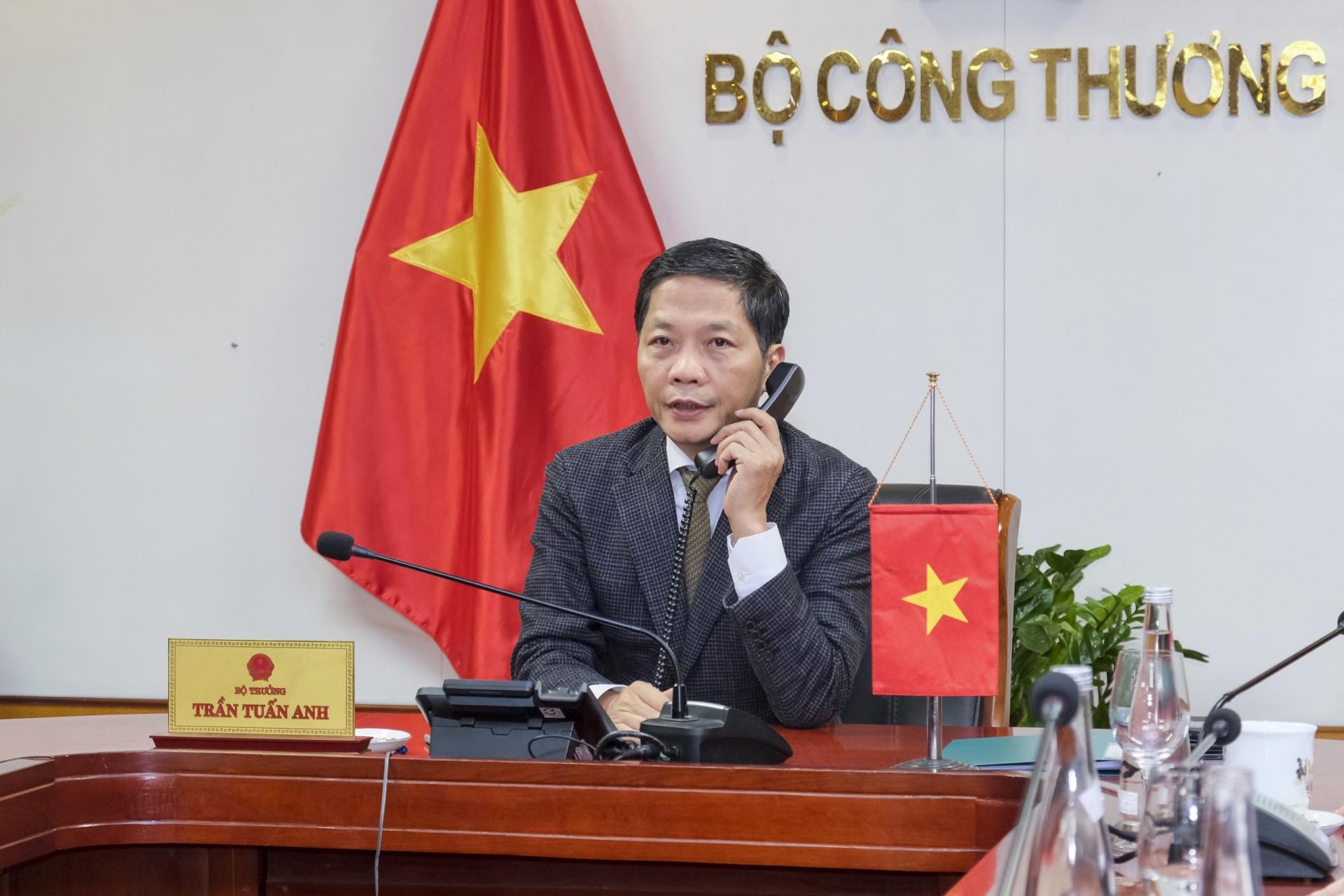 vietnam us eye harmonious trade balance