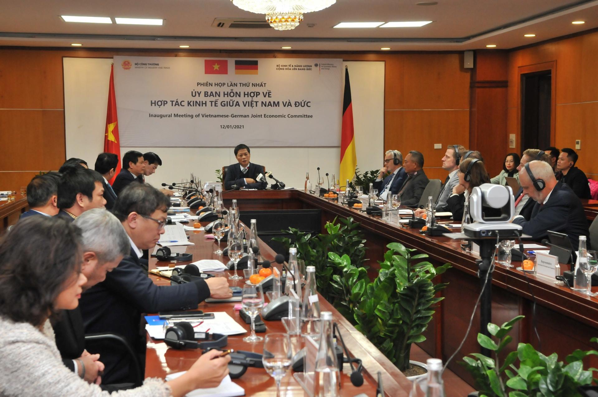 vietnam germany beef up economic links