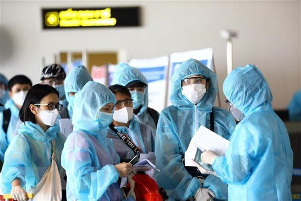 vietnam advises overseas citizens to travel home only when really necessary