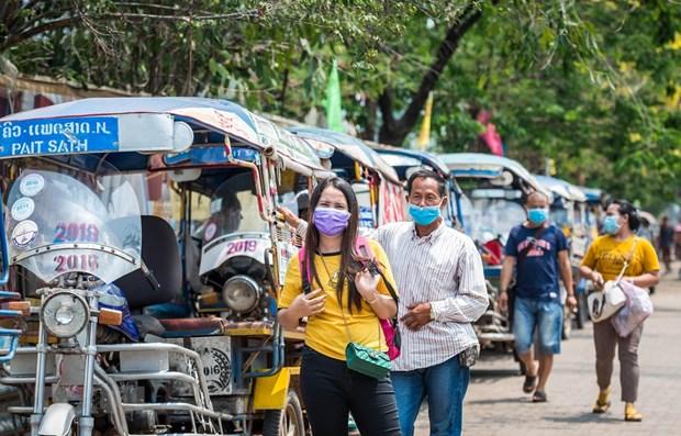 3921 covid in laos