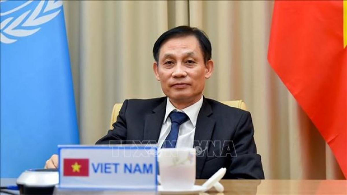 vietnam secures outstanding diplomatic success as unsc member deputy fm