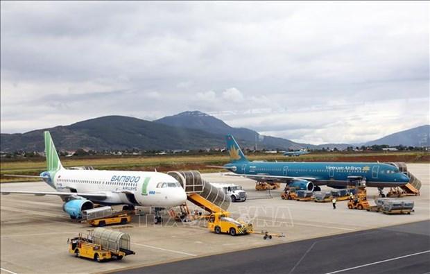 vietnam aviation authority sets up covid 19 hotline tightening preventive measures