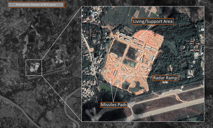 Spokeperson: Vietnam to verify China's missile base deployment near its border