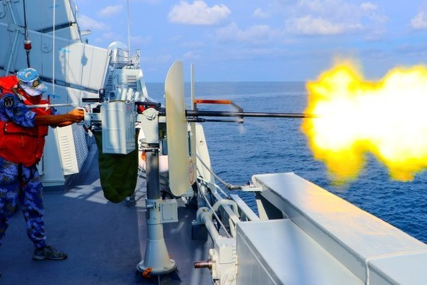 experts south china sea situation would be tenser this year