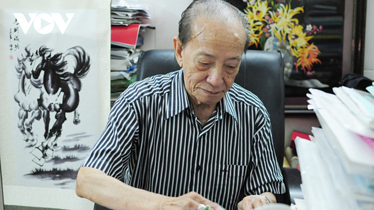 Vietnam's top acupuncturist Nguyen Tai Thu passes away, aged 90