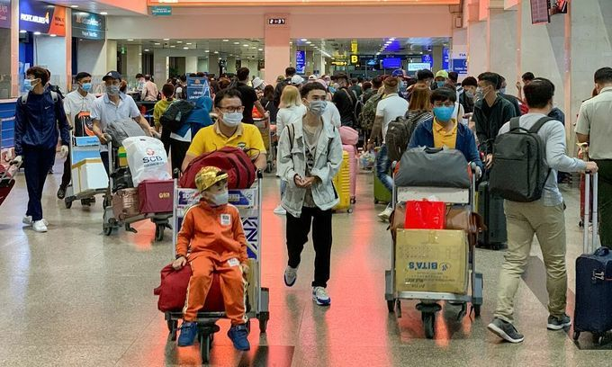 passengers ignoring pandemic prevention measures would be refused by carriers