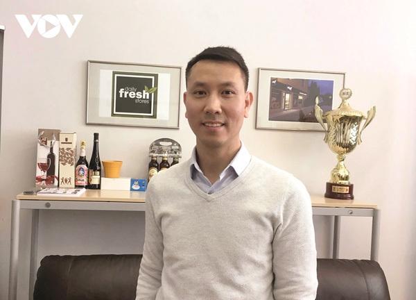 man builds vietnamese brand in czech republic