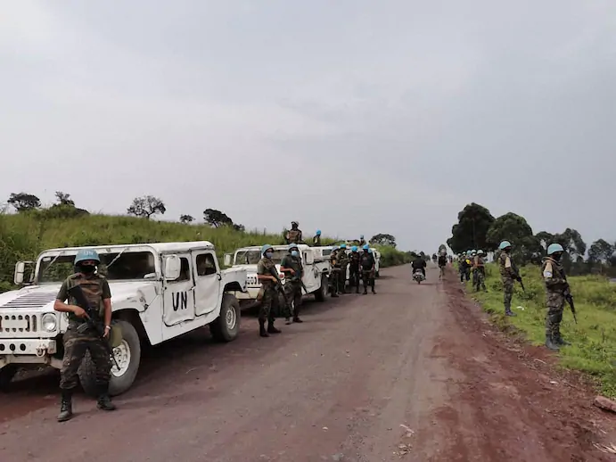 italys envoy to congo killed in attack on un convoy