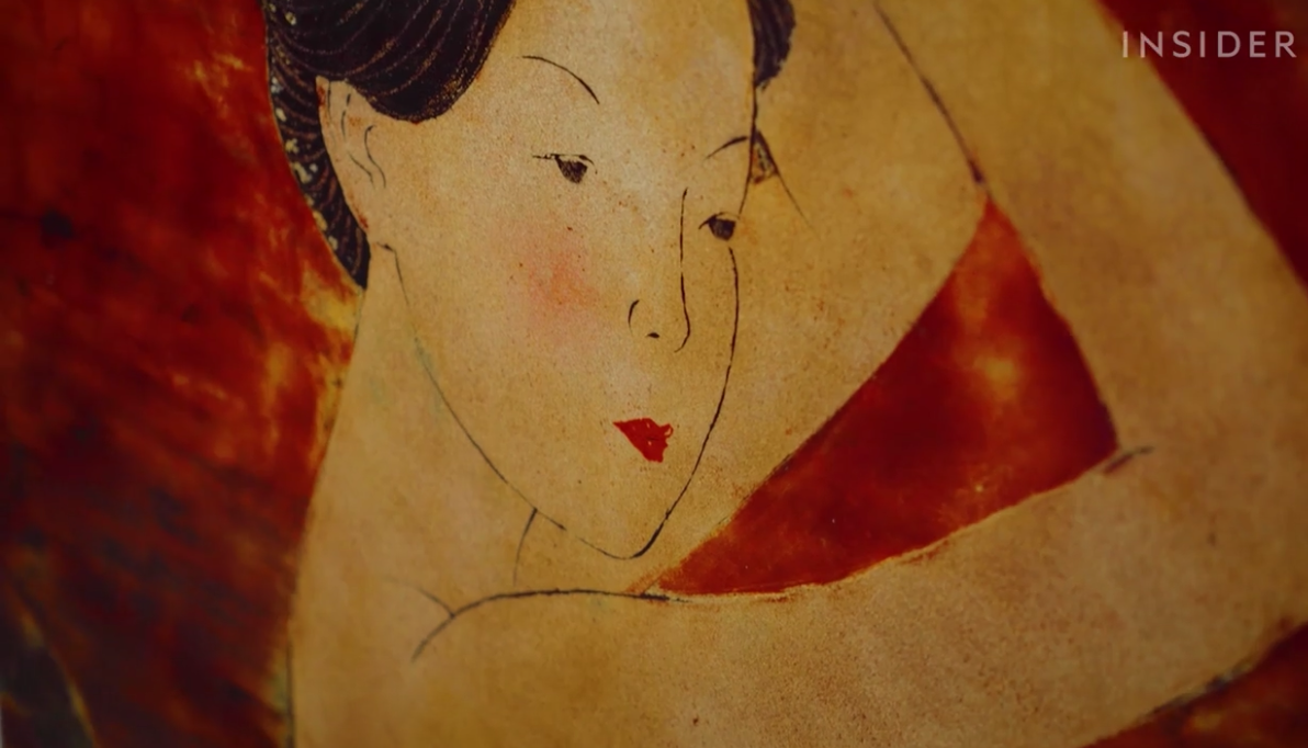 Business Insider features sơn mài - costly form of lacquer painting in Vietnam