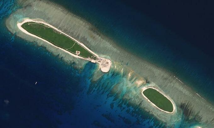 Vietnam calls for peace in South China Sea (Bien Dong Sea)