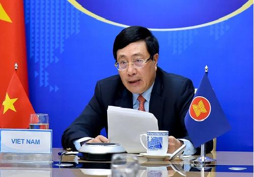 vietnam calls on parties in myanmar to exercise full restraint