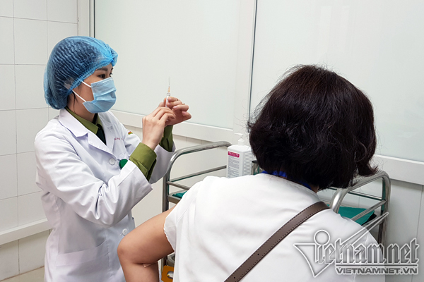 Human trials of Vietnamese homegrown COVID-19 vaccine running smoothly