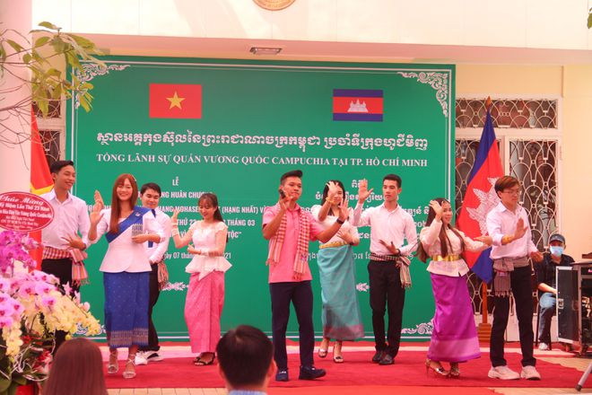 Khmer people's culture highlighted in Ho Chi Mình city