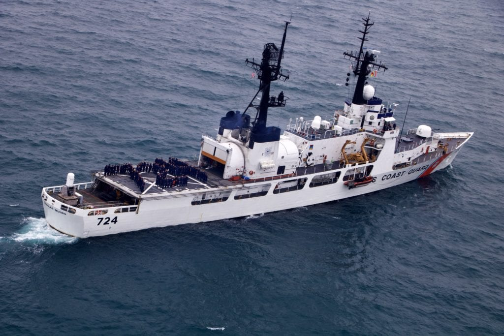 Will US's last Hamilton-class cutter Douglas Munro be delivered to Vietnam?