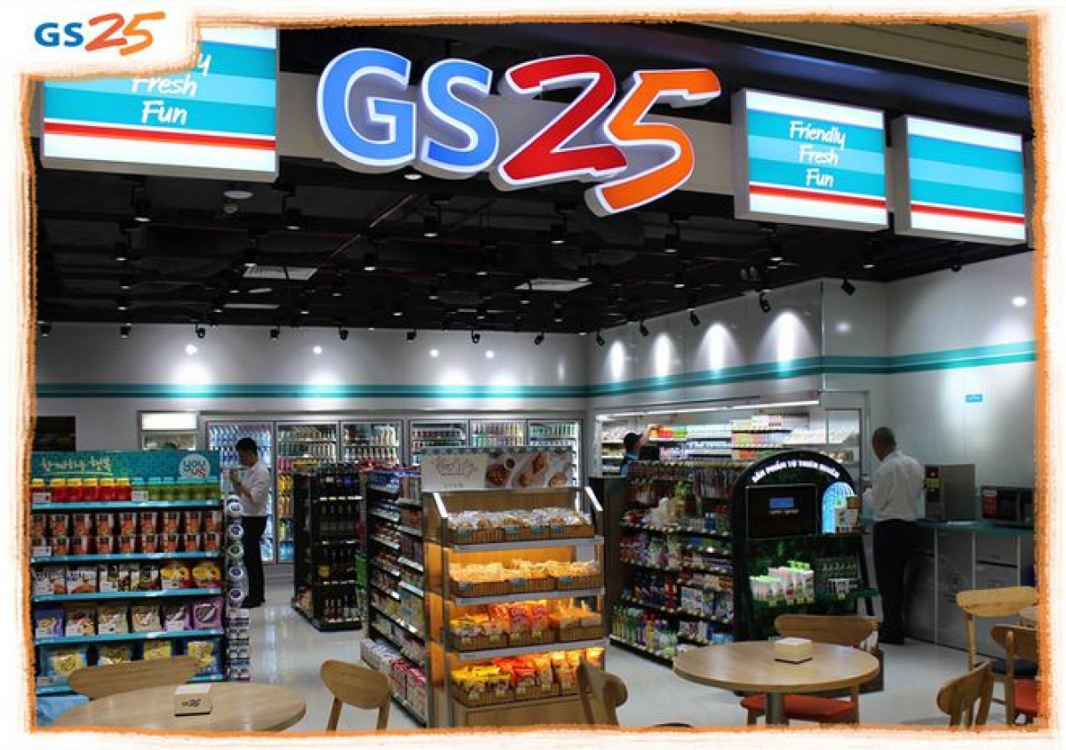 GS25 marks opening of 100th store in Vietnam