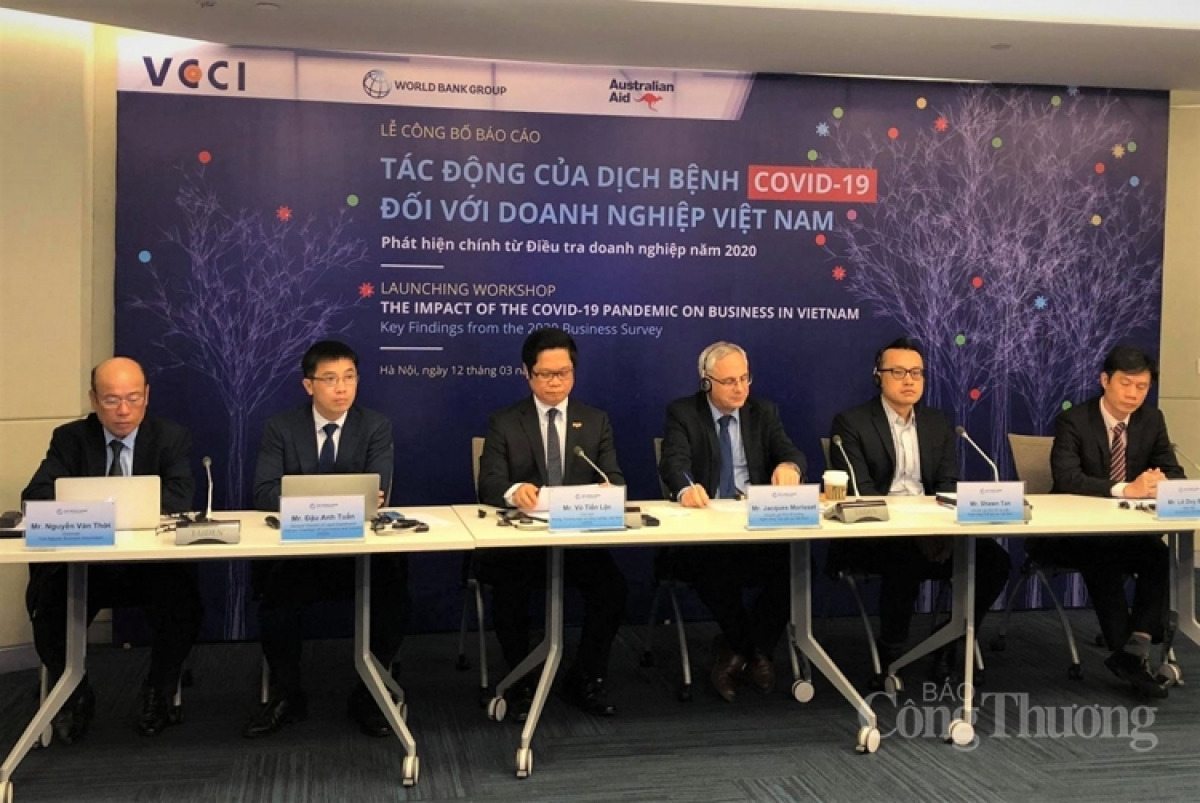 Report: Nearly 90 percent of Vietnamese firms feel impact of COVID-19