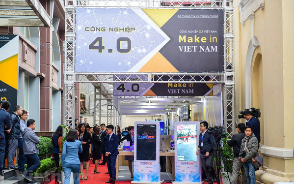 """Minister: tech firms play crucial role in """"Make in Vietnam"""" programme"""