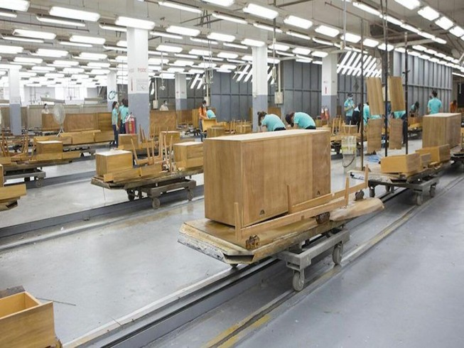 vietnam ranks second globally in furniture exports