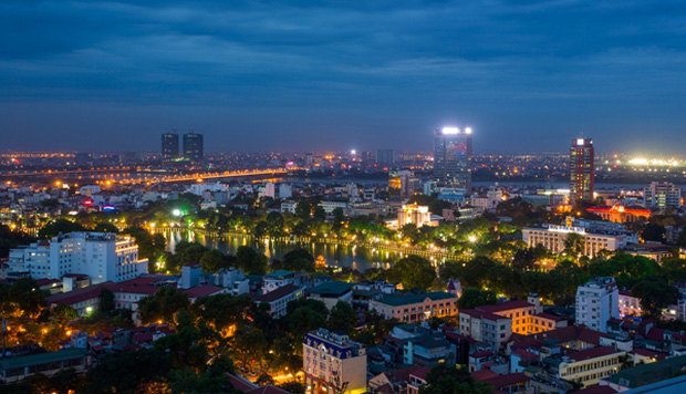 hanoi to ease population density in four inner districts by 2030