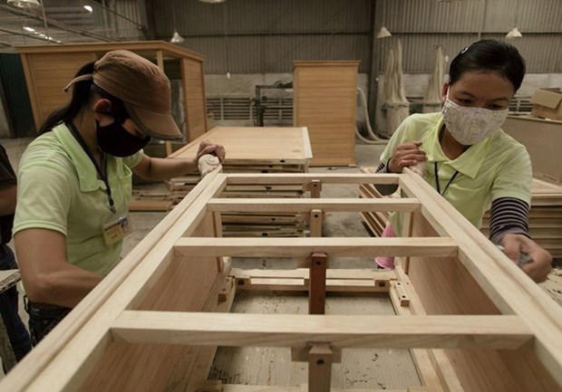 Vietnam becomes France's 10th largest wooden furniture supplier