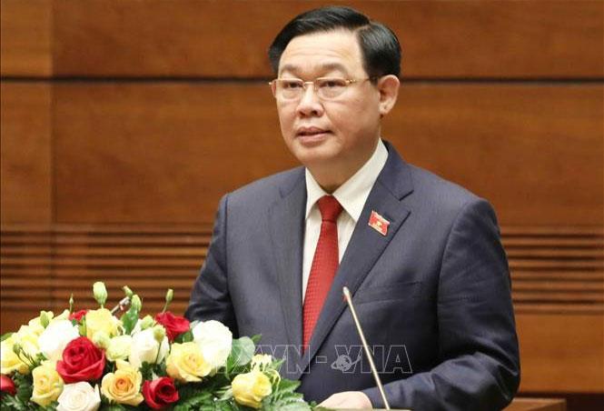 Foreign leaders congratulate new top legislator