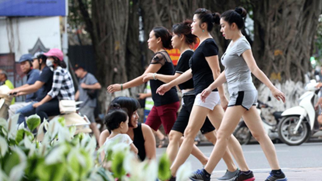 Vietnamese youths get taller over last decade