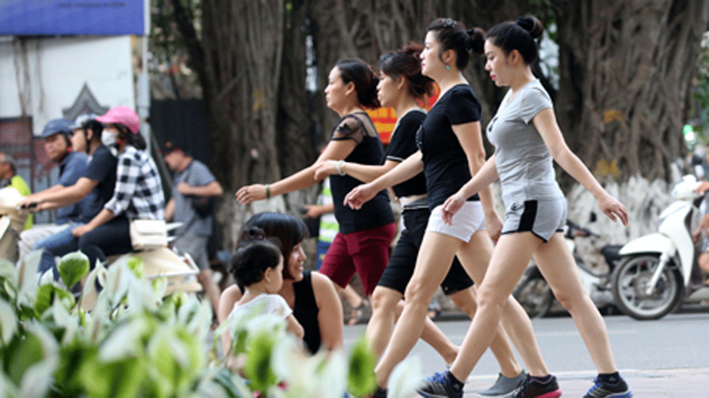Vietnamese youths get taller over last decade