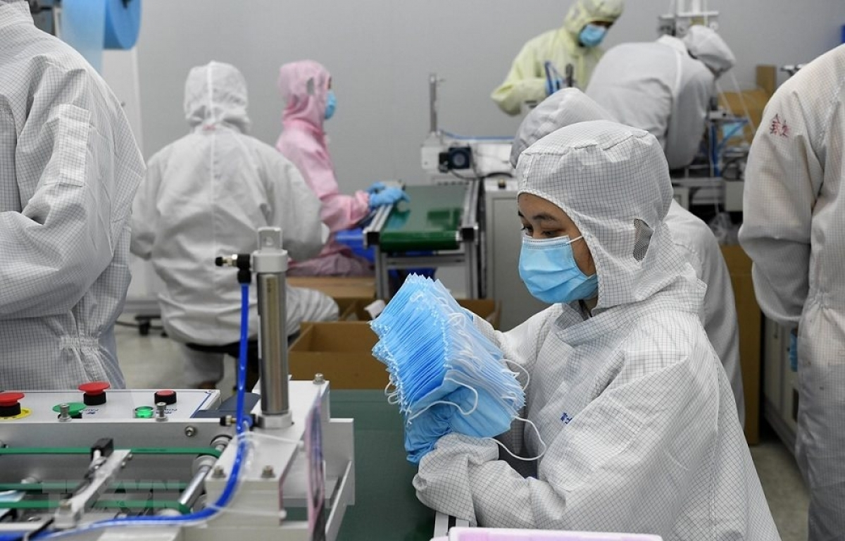 Vietnam's medical mask export surges 26 percent in March