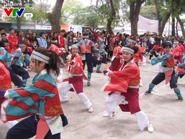 7th Japan-Vietnam Festival in HCM City features various activities