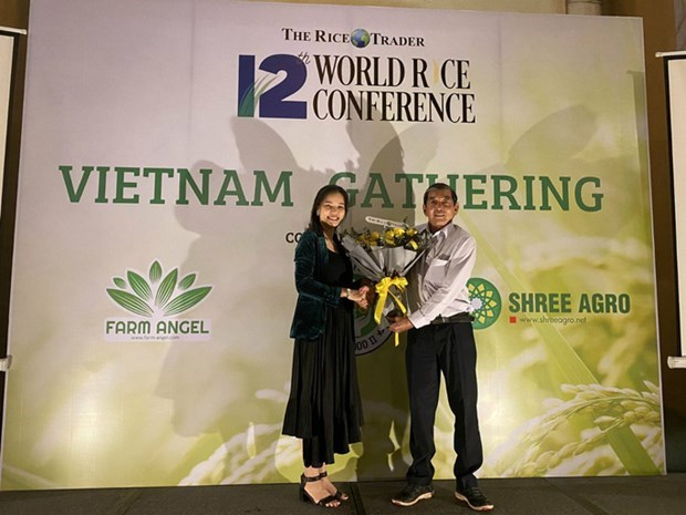 Vietnam's ST25 rice won the second place at a contest of the world's best in 2020, held within the framework of the 12th world rice conference in the US from December 1 – 3.