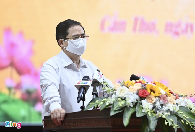 PM urges no panic over Covid-19 vaccinations