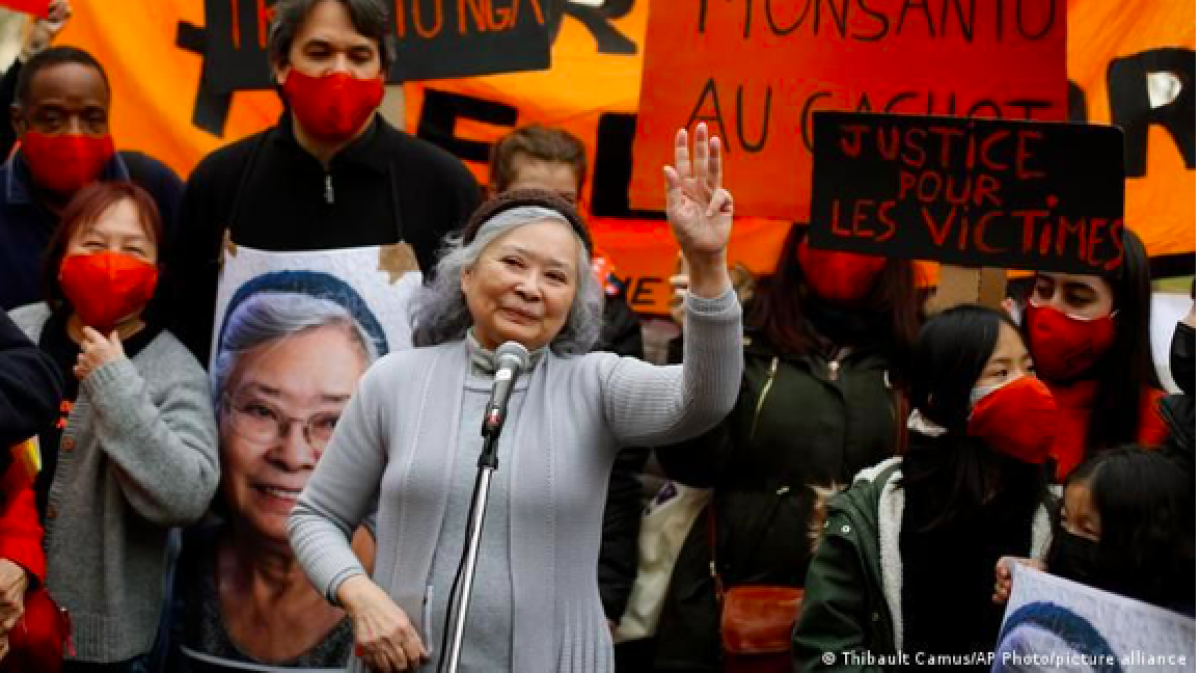 French court rejects Vietnamese woman's claim in landmark Agent Orange lawsuit