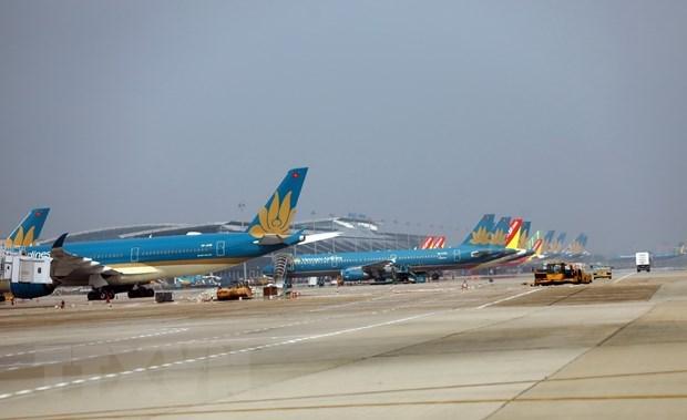 Vietnam's aviation market boasts huge potential for expansion. Illustration image (Photo: VNA)