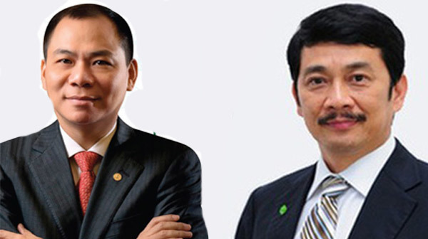 With assests rising sharply, more tycoons join Vietnam's top richest list
