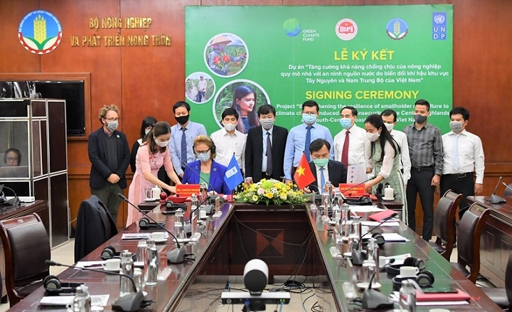 Green Climate Fund offers US$30.2 million to strengthen Vietnam's climate change resilience