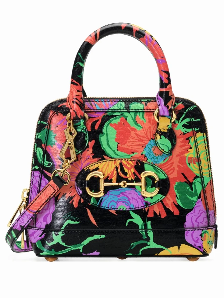 A handbag from the Gucci x Ken Scoot collaboration. Photo: Gucci