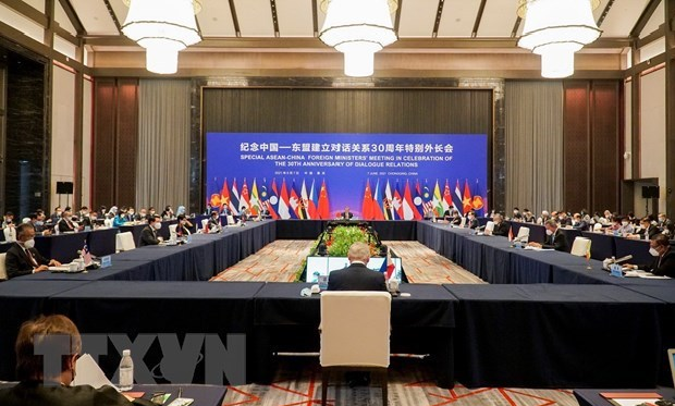 South China Sea (Bien Dong Sea): Vietnam pledges to join efforts in DOC implementation