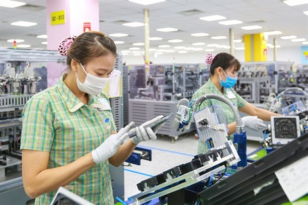 Vietnam to see export growth as global demand recovers. (Photo chinhphu.vn)